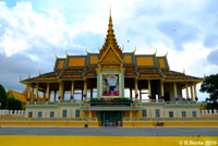 Royal Palance in Phnom Penh