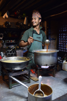 Cook in Bandipur